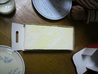 ボウベルベルのチーズケーキ