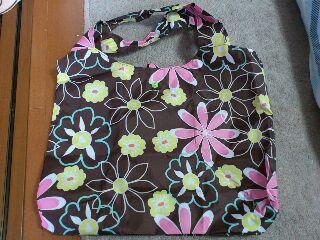 エコキューのバッグ