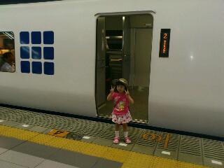 夏の思い出〜飛行機で京都へ〜